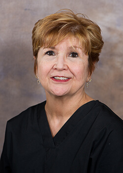 Dental assistant Pat
