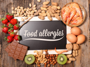 Dentist in Williamsville helps to protect dental health from food allergies.